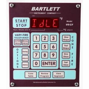 Bartlett V6-CF Control Board