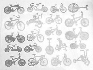 Bike Decals Black