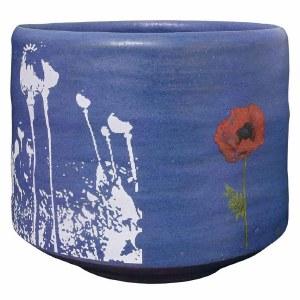 Blue Iris Matte Pint