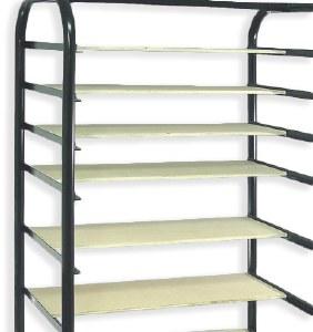 Brent Warecart Shelves