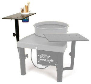 """Brent Worktable, Large 18""""x10"""""""