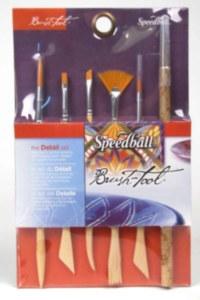 Brush Tool Set: Detail
