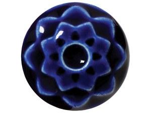C-20 Celadon Cobalt Pint