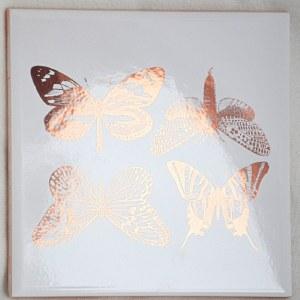 Copper Luster, LG Butterflies