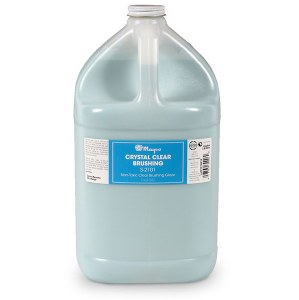 Crystal Clear Brushing Gallon