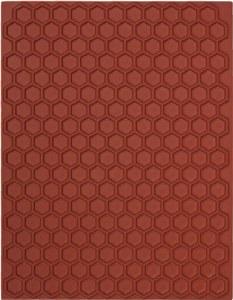 Designer Mat, Honeycomb