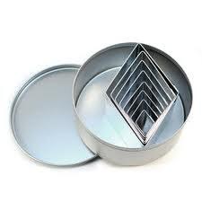Diamond Cutters Set of  8