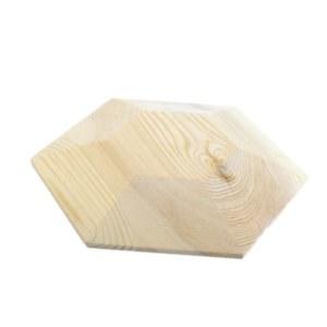 Drape Mold, Hexagon 9x9x1
