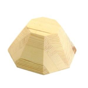 Drape Mold, Octagon 6x6x3