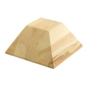 Drape Mold, Square 6x6x3