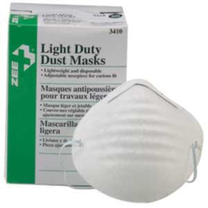 Dust Mask 20 pack