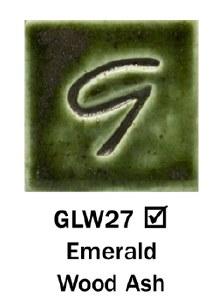 Emerald Wood Ash Pint