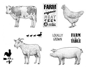 Farmhouse Silk Screen