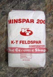 Feldspar, Minspar-200 soda(F4)