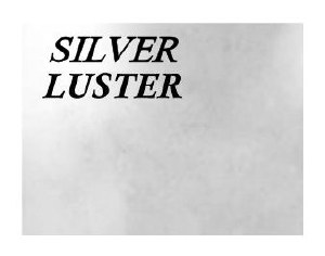 Full LusterDecal 8.5x11 Silver