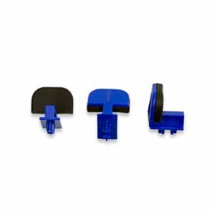 Giffin Grip Blue Sliders, Wide