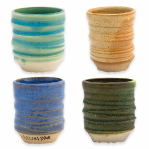 Glaze Sample Set 2