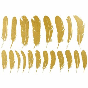 Gold Luster, Feather 1