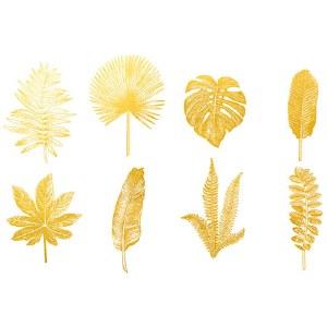 Gold Luster, Leaf 2