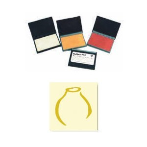 Gold Potter's Ink Pad