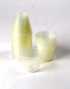 Graduated Mixing Cups 1 oz