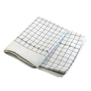 "Grid Pattern Canvas 36"" x 45"""