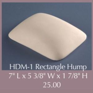 Hump Mold Rectangle