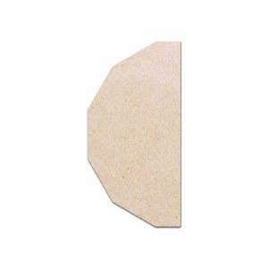 """Kiln Shelf 26x13 5/8"""" 12 sided"""