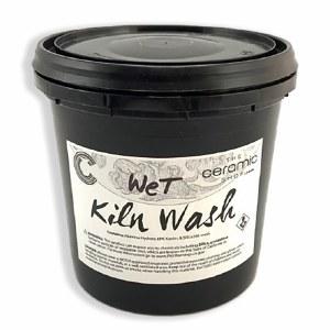 Kiln Wash, 1 Quart Wet