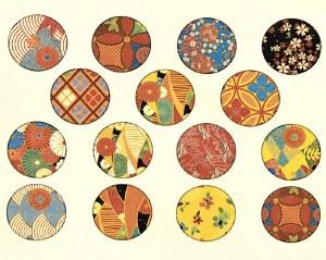 Kimonos Color Decal
