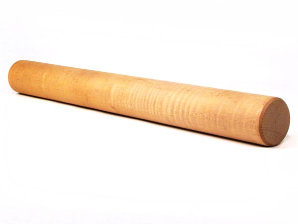 Wood Dowel Plain 19 X 2