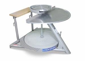 Lockerbie Kick Wheel