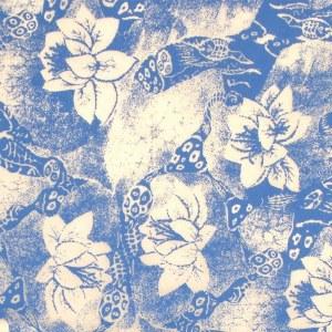 Lotus,  Rice Paper Decal 14x18