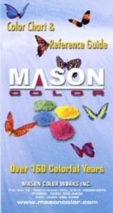 Mason Stain Chart