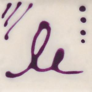 Mayco Designer Liner - Purple