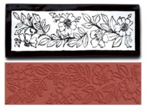 Mayco Fruit Blossoms Stamp