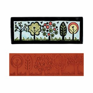 Mayco Funky Trees Stamp