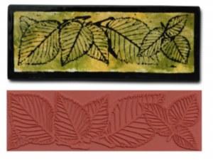 Mayco Leafy Border Stamp