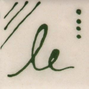 Mayco's Designer Liner - Green