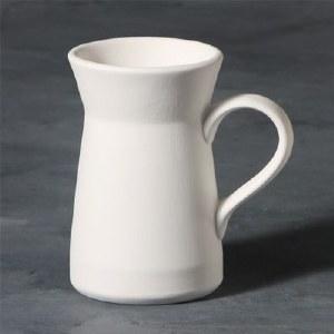 Stoneware Bisque Flared Mug