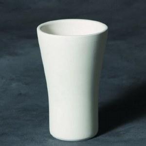 Stoneware Bisque Tumbler