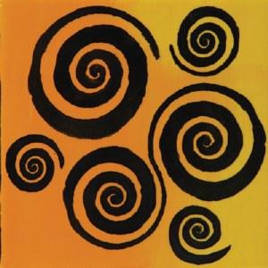Mayco Twirls Stencil