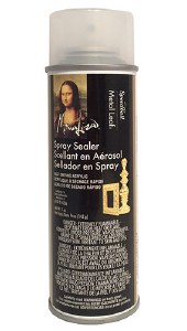 Metal Leaf Spray Sealer