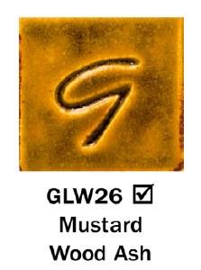 Mustard Wood Ash Gallon DISC