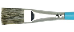 Natural Hair Glaze Brush 1/2