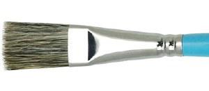 Natural Hair Glaze Brush 1