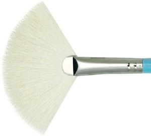 Natural Hair Soft Fan 12