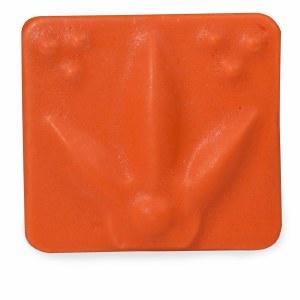 Orange Satin Matte