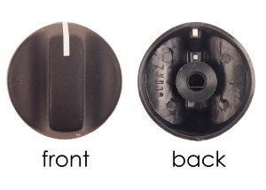 Paragon Knob with Pointer