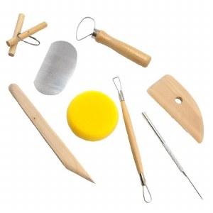 Pottery Tool Kit 8 pcs
